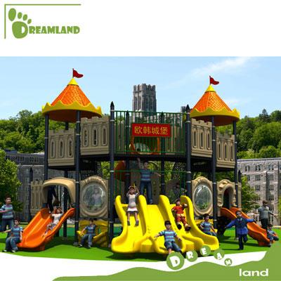 Kids Outdoor Playground China Dreamland Playground