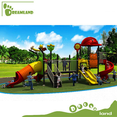 Kids Used School Outdoor Playground Equipment For Sale DL14 074A