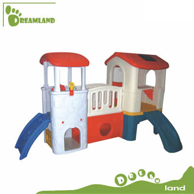 2017 lovely kids playhouse with competitive price DL-04201