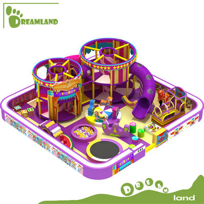 Circus children indoor playground DLID252