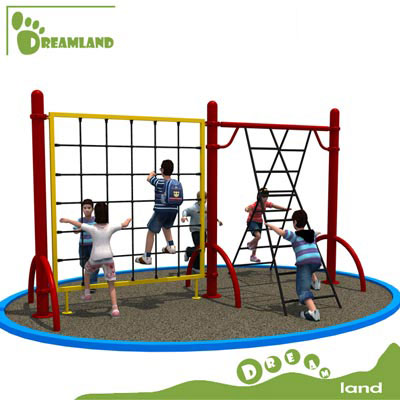 Fantastic kids backyard climbing structures DL14-1131