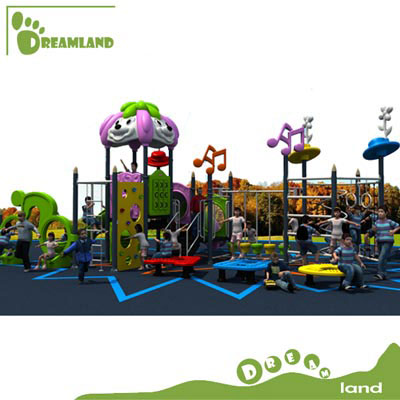 Innovative fun & safe playground equipment for schools DL14-008A