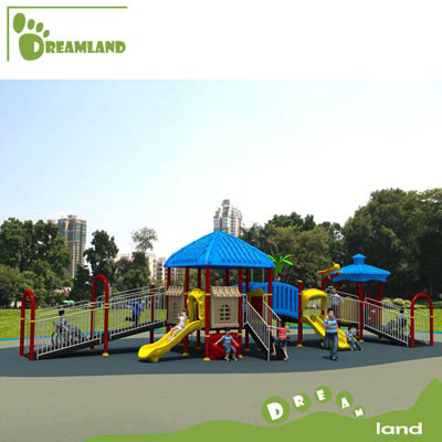 Outdoor Amusement Disabled Kids Playground Equipment DL12-111A