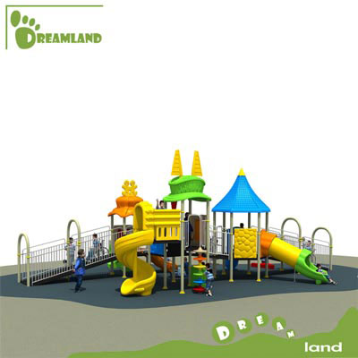 Outdoor amusement disabled kids playground equipment DL12-112A