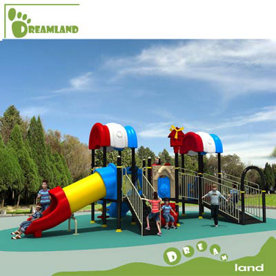 Outdoor amusement disabled kids playground equipment DL12-113A
