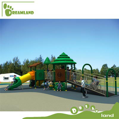 Outdoor amusement disabled kids playground equipment DL12-115A