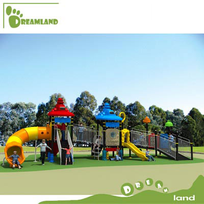 Outdoor amusement disabled kids playground equipment DL12-116A