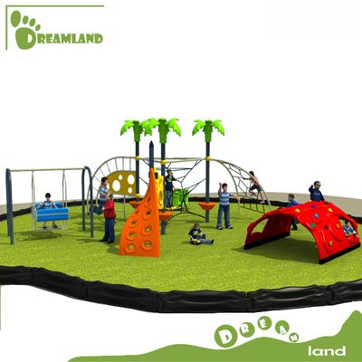 children outdoor fitness playground equipment DL14-136C