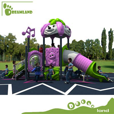 fantastic kids outdoor playground DL14-011A