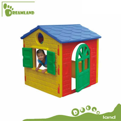 plastic cubby house DL-04903