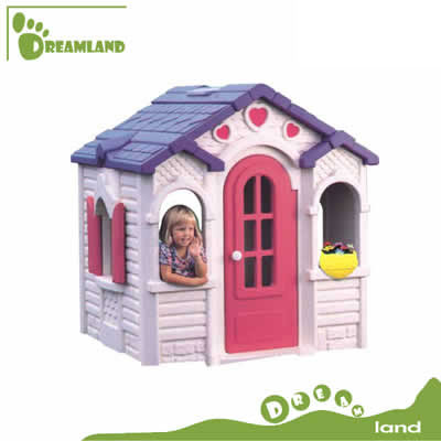 kids favorite sweet plastic house DL-05001