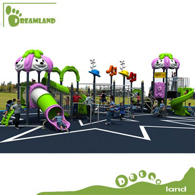 large scale outdoor playground equipment DL14-010A