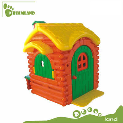 new design plastic hut playhouse DL-05003