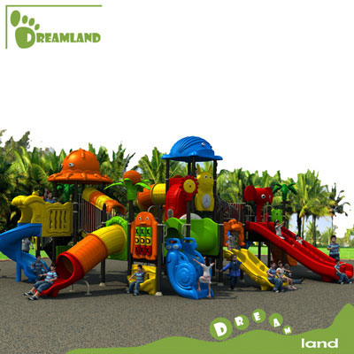 2014 outdoor play equipment from china supplier DL14-077A