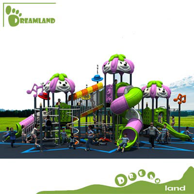 outdoor preschool playground equipment DL14-007A