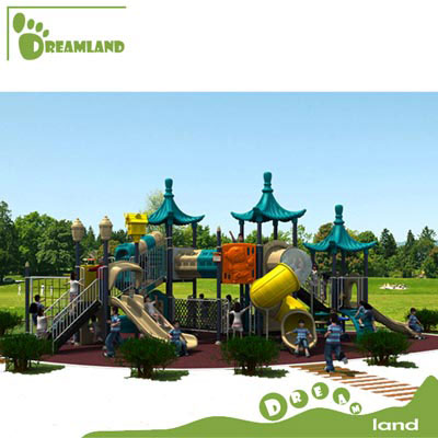 2017 amazing outdoor school playground  DL14-001A