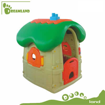 sweet plastic pumpkin house DL-05004