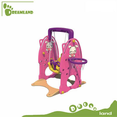Wholesale plastic swing toys,outdoor play toys for sale DL-05301