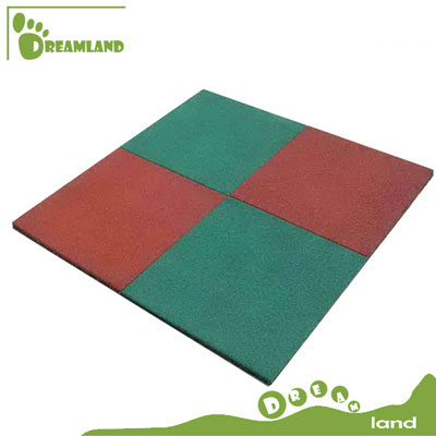 DLSM003 Colorful EPDM outdoor mats - China Dreamland Playground