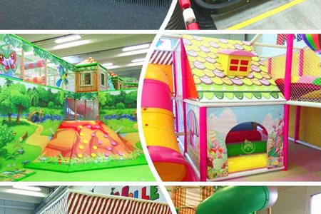 Switerzland jungle theme indoor playground equipment