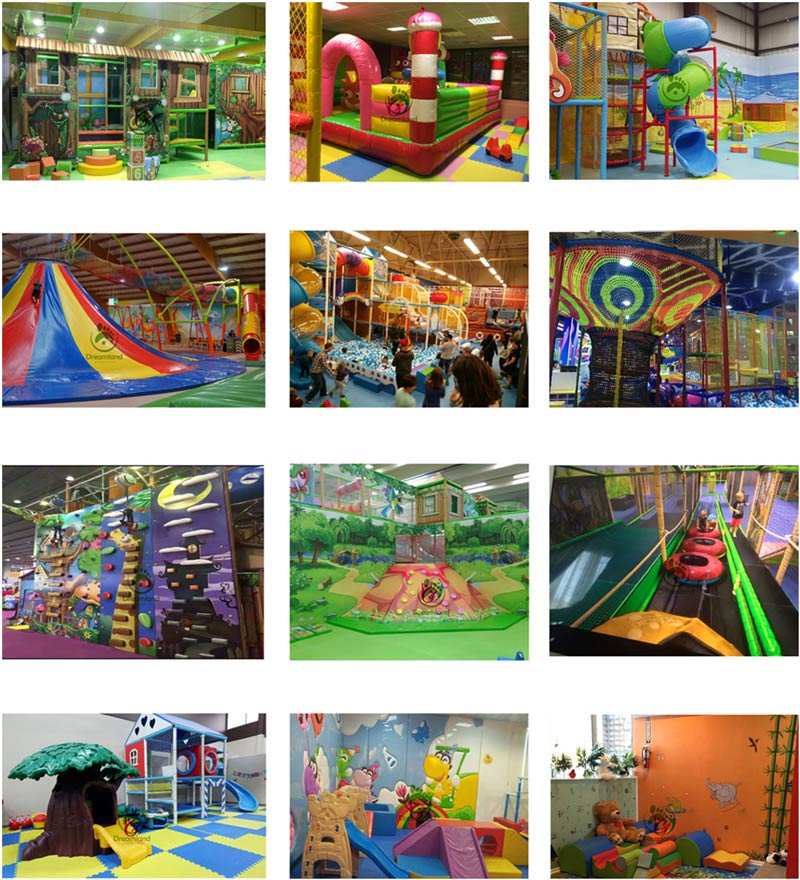 China commercial used indoor playground equipment for sale DLID509