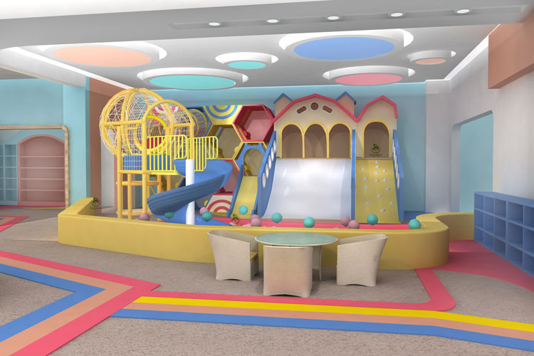 academic indoor playground for sale