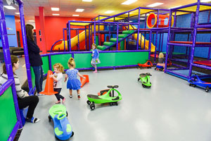 Commercial Indoor Playground Equipment Supplier
