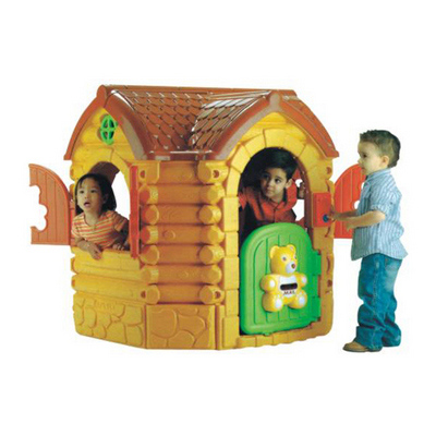 Kids' Fantastic Indoor Plastic Playhouse for Sale