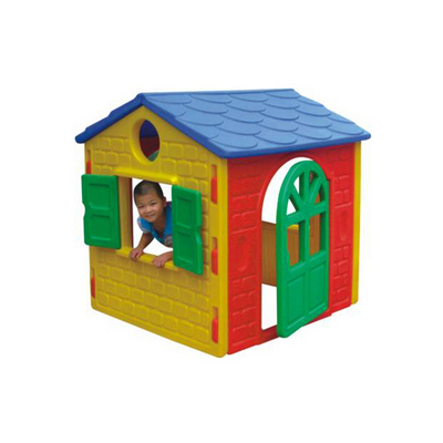 Plastic Cubby House