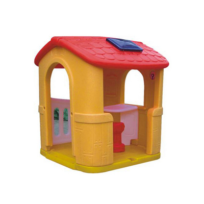 Plastic Playhouse with Small Table