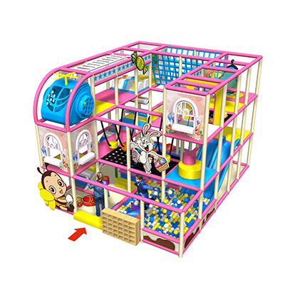Candy Series Indoor Playground for Sale DLID270