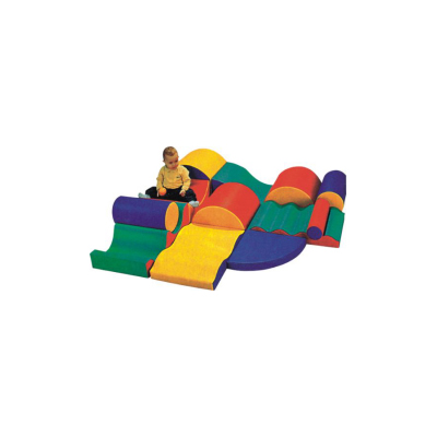 Climbing soft play for toddler DL-S016