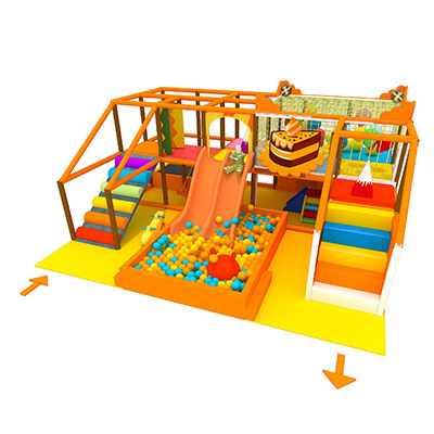 Commercial Kids Candy theme Indoor Playground DLID506
