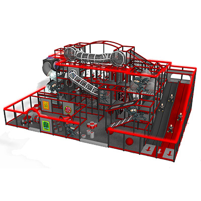 Factory price daycare equipment indoor playground DL07117