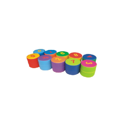 Figure soft play stools DL-S029
