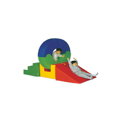 Funny soft play center DL-S015