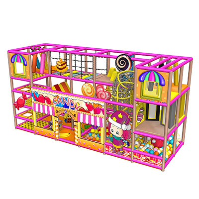 New Candy Theme Kids Indoor Playground for Sale DLID269