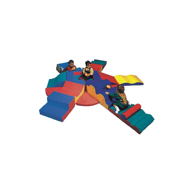 Popular kids soft play DL-S001
