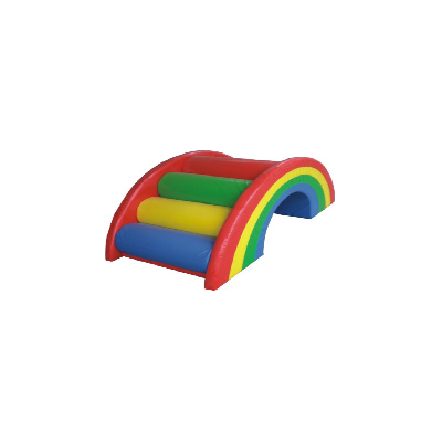 Toddler rainbow climber soft play for kids DL-S007