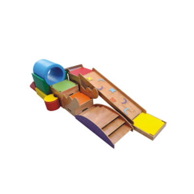 Tunnel slide funny gymboree for kids DL1116