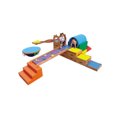 Tunnel slide good quality gymboree for kids DL1304