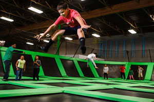 Open Trampoline Park by Franchise or Not